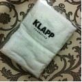 Махровое полотенце KLAPP