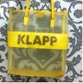 Прозрачная сумка  KLAPP