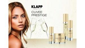 GK Cuvee Prestige - «БРЫЗГИ ШАМПАНСКОГО»