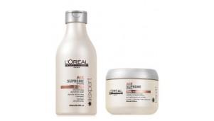 Age Supreme - средства для противовозрастного ухода за волосами