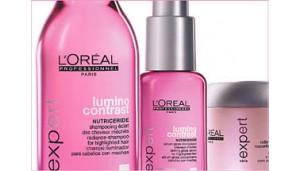 Lumino Contrast - Средства для ухода за мелированными волосами