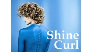 Shine Curl - Средства для ухода за вьющимися волосами